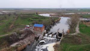 На Дніпропетровщині здали в експлуатацію першу в області міні-гідроелектростанцію